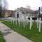 Crosses in the yard pic 2